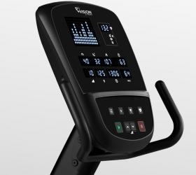 VISION R60 (R60-03) Matte Black Велоэргометр - Дополнительные рукоятки и подставка для мобильных устройств и планшетов