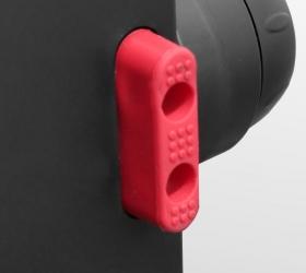 CARBON FITNESS T608 SLIM Беговая дорожка домашняя - Резиновая основа защищает напольную поверхность от царапин