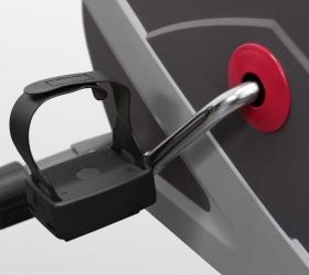 CARBON FITNESS U108 Велотренажер домашний - Педали с регулируемыми ремешками