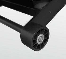 BRONZE GYM T960 PRO Беговая дорожка - Транспортировочные ролики