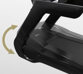 BRONZE GYM T960 PRO Беговая дорожка - Автоматически изменяемый угол наклона от 0 до 15%