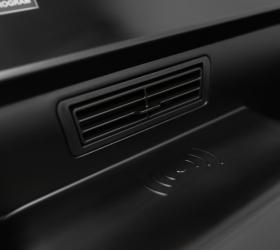 BRONZE GYM T960 PRO Беговая дорожка - Встроенный вентилятор