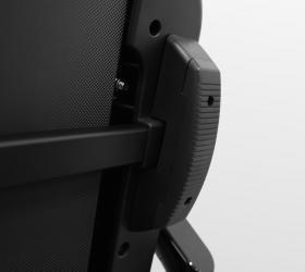 CARBON FITNESS T708 SLIM Беговая дорожка домашняя - Система Soft LEG™ - одновременно выполняет функцию ножек тренажера