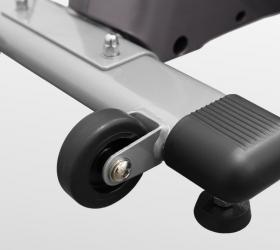 OXYGEN FITNESS EX-54 HRC Эллиптический тренажер - Транспортировочные ролики
