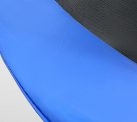 Батут Oxygen Fitness Standard 8 ft inside (Blue) - Защитный мат из PVC материала с PE-покрытием