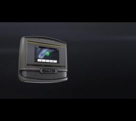 MATRIX TF50XER Беговая дорожка - Видео консоль