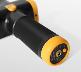 PHOENIX A2 Массажер - Эргономичная ручка с прорезиненным, антискользящим покрытием