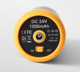 PHOENIX A2 Массажер - Включение/выключение оборудования, разъем для зарядки аккумулятора