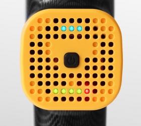 PHOENIX A2 Массажер - LED-индикаторы состояния батареи и скорости