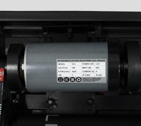 APPLEGATE T4 C Беговая дорожка - Двигатель Schneider Electric мощностью 1,25 л.с.