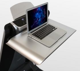 APPLEGATE T8 C Беговая дорожка - Съемный столик для ноутбуков
