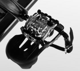 BH FITNESS SPADA 2 Спин-байк - Педали смешанного типа