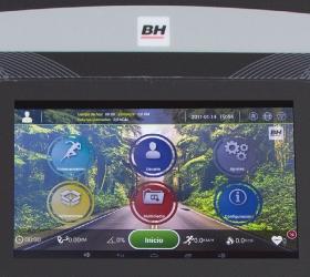 BH FITNESS PIONEER R3 TFT Беговая дорожка - Полностью настраиваемый софт