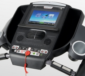 BH FITNESS PIONEER R2 TFT Беговая дорожка - Технология Touch&Fun