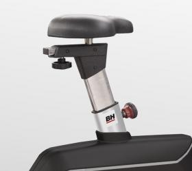 BH FITNESS POLARIS DUAL Велотренажер - Сиденье увеличенного размера XXL с регулировкой по вертикали и горизонтали