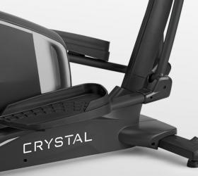 BH FITNESS CRYSTAL TFT Эллиптический тренажер - Педали увеличенного размера