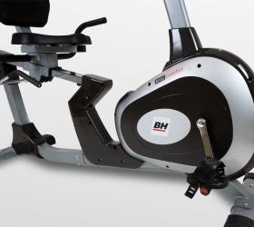 BH FITNESS ARTIC COMFORT PROGRAM Велотренажер - Открытая рама для легкого доступа