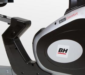 BH FITNESS ARTIC COMFORT PROGRAM Велотренажер - Маховик с собственным весом 8 кг