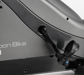 BH FITNESS CARBON BIKE DUAL Велотренажер - Маховик с физическим весом 14 кг