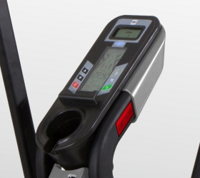 BH FITNESS CROSSBIKE 1100 Велотренажер - Двойной LCD дисплей