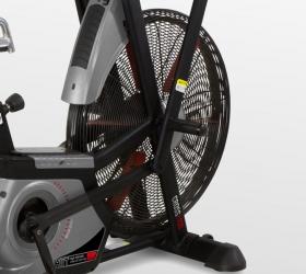 BH FITNESS CROSSBIKE 1100 Велотренажер - Аэродинамическая система нагружения