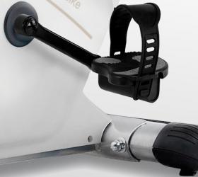 BH FITNESS NEXOR DUAL Велотренажер - Педали увеличенного размера с прорезиненными многопозиционными ремешками