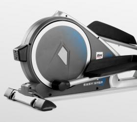 BH FITNESS EASY STEP DUAL Эллиптический тренажер - Маховик с инерционным весом 14 кг