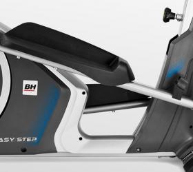 BH FITNESS EASY STEP DUAL Эллиптический тренажер - Педали увеличенного размера и легкий доступ к оборудованию