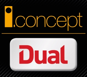 BH FITNESS EASY STEP DUAL Эллиптический тренажер - Технология Dual для подключения i.Concept