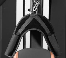 OXYGEN FITNESS VIKING Силовой комплекс - Подвесные петли для пресса и спины