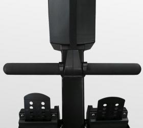 BRONZE GYM RW1200M PRO Гребной тренажер - Эргономичная рукоятка