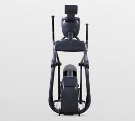BRONZE GYM E1000M PRO TURBO Эллиптический тренажер - Вид сзади