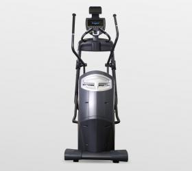 BRONZE GYM E1000M PRO TURBO Эллиптический тренажер - Вид спереди
