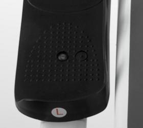 BH FITNESS NLS12 Эллиптический тренажер - Антискользящая поверхность