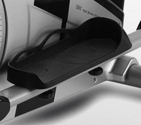 BH FITNESS NLS12 DUAL Эллиптический тренажер - Регулировка горизонтального положения педалей