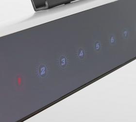 APPLEGATE T5 Panel Беговая дорожка - Сенсорная консоль с клавишами быстрого доступа