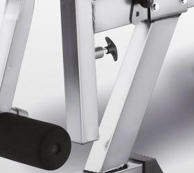 BH FITNESS OPTIMA PRESS Силовая скамья - Прочная конструкция