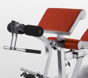 BH FITNESS OPTIMA PRESS Силовая скамья - Универсальность (возможность прокачать различные группы мышц)