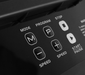 CARBON FITNESS T506 UP Беговая дорожка - Консоль с клавишами быстрого доступа