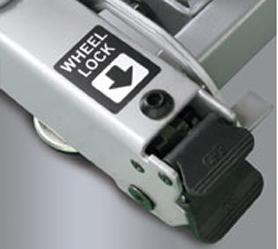 Беговая дорожка Horizon Elite T4000 - Механизм блокировки роликов