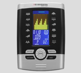 SVENSSON BODY LABS CROSSLINE BMA Велотренажер - Цветной LCD-дисплей диагональю 14,5 см