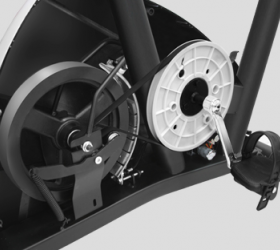 SVENSSON BODY LABS CROSSLINE BMA Велотренажер - Электромагнитная нагрузка SpinMaster EMS™