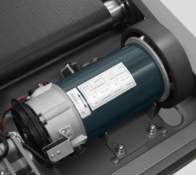 APPLEGATE T10 Беговая дорожка - Двигатель Schneider Electric мощностью 1,5 л.с.