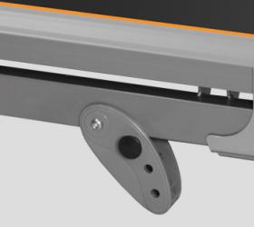 APPLEGATE T20 М Беговая дорожка - Механическая регулировка угла наклона 0-4%
