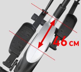 SVENSSON BODY LABS COMFORTLINE ENA Эллиптический тренажер - Длина шага 46 см