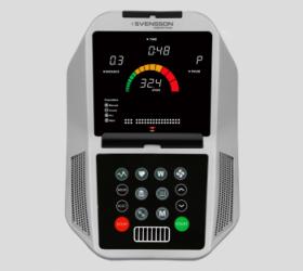 SVENSSON INDUSTRIAL HIT X850 LX Эллиптический тренажер - ДИСПЛЕЙ ПРОФЕССИОНАЛЬНОГО УРОВНЯ