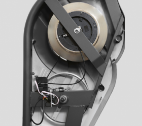 APPLEGATE B52 A Велотренажер - ЭЛЕКТРОМАГНИТНАЯ НАГРУЗКА bio-Flow+™