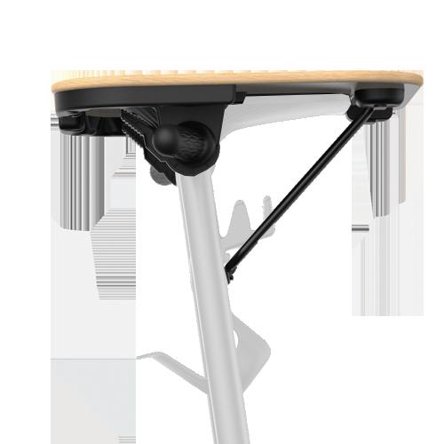HORIZON BT5.0-DESK Съемная парта для велоэргометра Horizon CITTA BT5.0 №1