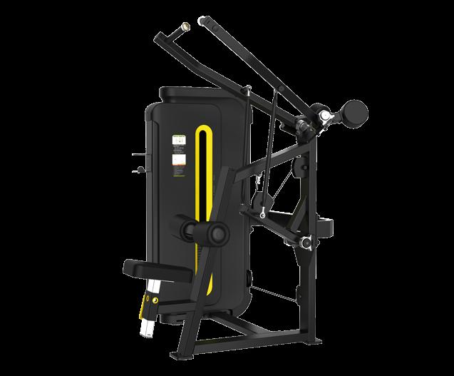 SVENSSON INDUSTRIAL H3035 Matte black Верхняя тяга №1