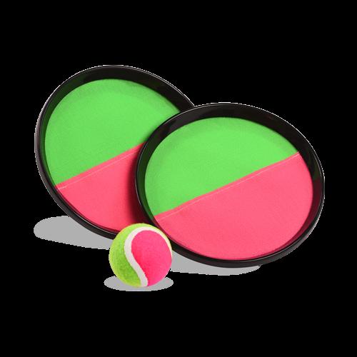 KRAFLA S-PL200 Набор игровой: тарелки-ловушки (2 шт), мяч №1